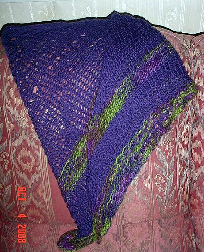 Lala shawl